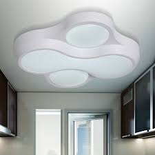 fluorescent lights for kitchens ceilings personable small room