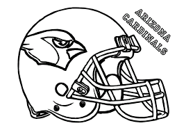 Enjoyable Design Ideas Nfl Football Helmets Coloring Pages Free 11523