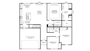 Maronda Homes Floor Plans Jacksonville by New Home Floorplan Zelienople Pa Beaumont In Old Hickory