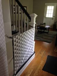 Curly Girl: DIY Fabric Baby Gate Diy Bottom Of Stairs Baby Gate W One Side Banister Get A Piece The Stair Barrier Banister To 3642 Inch Safety Gate Baby Install Top Stairs Against Iron Rail Youtube Diy For With Best Gates For Amazoncom Regalo Of Expandable Metal Summer Infant Universal Kit Walmart Canada Proof Child Without Drilling Into Child Pictures Ideas Latest Door Proofing Your Banierjust Zip Tie Some Gates Works 2016 37 Reviews North States Heavy Duty Stairway 2641 Walmartcom