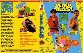 Wcw Halloween Havoc 1991 by 2 4 Wcw Beach Blast 1992 Sterling Eyes Wrestling Podcast