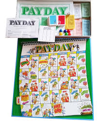 Amazon Pay Day Payday 1994 Edition Board Game Toys Games