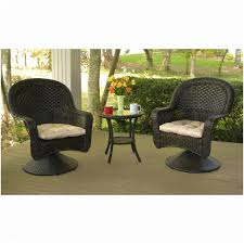 Christmas Tree Shop Outdoor Bistro Set Fresh After Dinner 3 Piece With Cushions