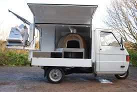 100 Mobile Pizza Truck What Are Piaggios Good For Cooking Pizzas Ovens