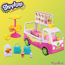 Shopkins Food Fair Scoops Ice Cream Treat Truck Playset Licks Ice Cream Truck Takes Up Post In Brentwood Eater Austin Chomp Whats Da Scoop Shopkins Scoops Playset Flair Leisure Products 56035 New Exclusive Cooler Bags Food Fair Season 3 Very Hard To Jual Mainan Original Asli Helados In Box Glitter Moose Toys And Accsories Play Doh Surprise