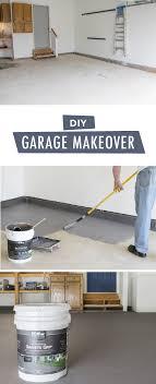 How to Coat Your Garage Floor to Update the Look