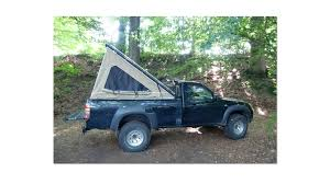 Pickup Tent Camper | Pickup Truck Camping | Pinterest | Tent Campers ...
