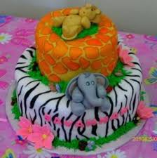 Photo Jungle Cakes And More Image