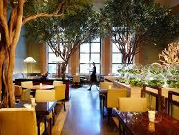 Chef John Johnson s The Garden Restaurant at Four Seasons Hotel