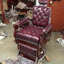 Koken Barber Chair Vintage by Antique Congress Koken Barber Chair From 1895 To 1901 Antique