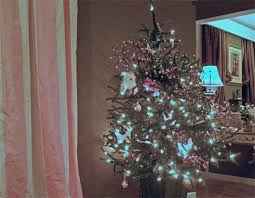 Christmas Tree Shop Rockaway Nj Hours by Pink Christmas Tree With Lights Rainforest Islands Ferry