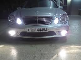 installed piaa xenon match parking light pix mbworld org forums