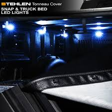 Stehlen 733469489870 Hidden Snap Tonneau Cover With Truck Bed LED ... Truck Bed Accsories Blight Bp Battery Powered Led Putco Strip Lighting Kit 186374 At 52017 Ford F150 Recon High Oput Cree Cargo Lumen Trbpodblk 8pod Lights Light Multi Color 4 To 6 Boogey Aliexpresscom Buy 8pc Waterproof Pickup K61 Xtl Technology Extreme Watch Led Install 2018 Operated With 48 Super Bright White Amazoncom