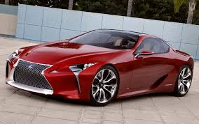 First Drive 2018 Lexus LC 500 Road & Track Review
