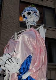 Greenwich Village Halloween Parade 2013 by Big Apple Secrets Revival Hallelujah Halloween 2013