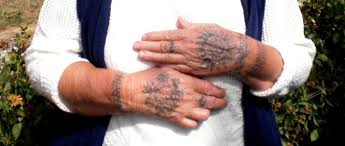 Image Tradicionalno Tetoviranje Hrvata Traditional Croatian Tattoo
