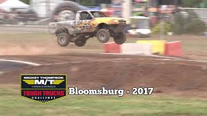 100 Tough Trucks Mickey Thompson Truck Challenge Bloomsburg 2017 Highlights