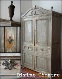 Divine Theatre: Gustavian Armoire Tutorial Design Stunning Corner Wooden Armoire For Kitchen Storage And Events Larmoire Divine Theatre Gustavian Tutorial Best 25 Pantry Ideas On Pinterest Standing Powell Fniture Accsories Contemporary Dark Espresso Jewelry A Fresh New Look Armoires French Armoire And Wardrobe Of Architecture Presentation Board Layout Amusing Antique White Wardrobe Tags Louis Philippe Walnut Ebony 502317 Porter Valley 277314
