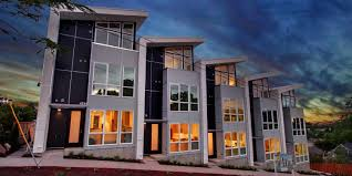 100 Modern Townhouse Designs Build Gate Double Own With New Builders Interior