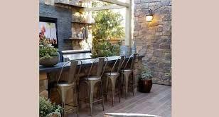 cuisine d ete couverte 15 idées pour aménager une cuisine d eté à l extérieur