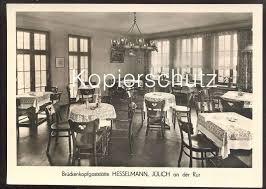 alte postkarte jülich an der rur brückenkopfgaststätte hesselmann cpa postcard ak ansichtskarte