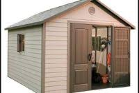 Suncast Gs3000 Outdoor Storage Shed by Narrow Outdoor Storage Shed Sheds Home Decorating Ideas