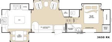 Montana Fifth Wheel Floor Plans 2004 by 2006 Keystone Montana Fifth Wheel Rvweb Com