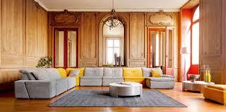 gautier canapé canapé d angle modulable collection domino gautier inspiration