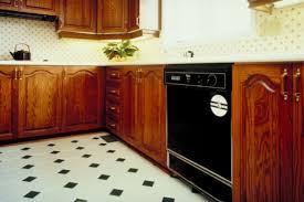 Can You Lay Tile Over Linoleum Backing by How To Lay Peel U0026 Stick Tiles Over Linoleum Hunker