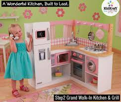 Step2 Kitchens U0026 Play Food by Best Play Kitchen For Kids Reviews Chainsaw Journal