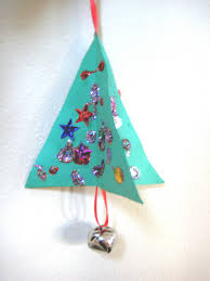 Crazy Kings Christmas Kids Craft Simple 3D Paper Ornaments
