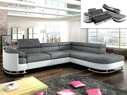 canapé composable canape d angle composable canapac dangle droit en tissu et simili
