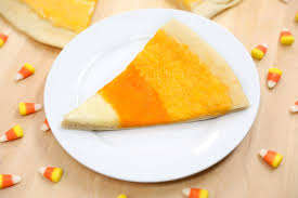 Nerdy Nummies Halloween by How To Make Candy Corn Pizza Rosanna Pansino