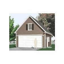 Smart Placement Story Car Garage Plans Ideas by 27 Best One Car Garage Plans Images On Garage Plans