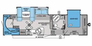 Jayco Fifth Wheel Floor Plans 2018 by 2013 Jayco Eagle Fifth Wheel Series M 30 5 Bhlt Specs And Standard