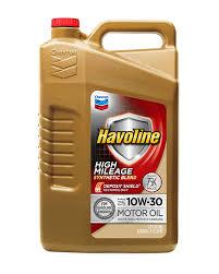 100 High Mileage Trucks Amazoncom HAVOLINE 254646474 10W30 Synthetic Blend 5