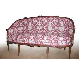ottomane canapé canapé ottoman louis xvi atelierlabat