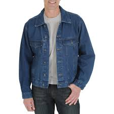 Wrangler Men's Denim Jacket - Walmart.com Wrangler Womens Sherpa Denim Jacket Boot Barn Vintage Lee 81 Lj Chore Jacket 44 R 30s 40s Barn Coat Kate Spade Saturday Lost Pocket Nordstrom Rack Jackets Coats For Women American Eagle Outfitters This Will Be Your New Favorite Fall Mens Journal Rrl Fremont In Blue Men Lyst Two Jacks Supreme Louis Vuitton X Size M Vintage 1950s Coat Iron Charlie Outerwear Walmartcom Famous Cataloger With Removable Vest