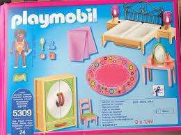 playmobil 5309 schlafzimmer für puppenhaus