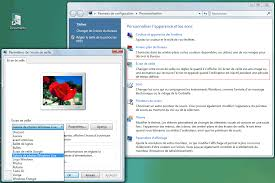comment mettre la corbeille sur le bureau configuration de l affichage windows aidewindows