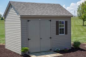 8x12 Storage Shed Ideas by 8x12 Vinyl Cottage Byler Barns