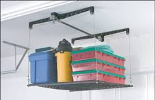 Hyloft Ceiling Storage Unit Instructions by Hyloft Pro2 Overhead Garage Ceiling Storage Rack Ceiling Storage
