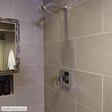 shower tile with taupe subway bath remodel interior designs