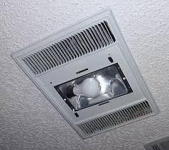 Nutone Bathroom Exhaust Fan Motor Replacement by Mr Fix It Heats Up The Bathroom Meador Org