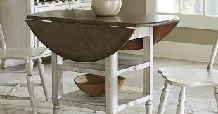 Top 5 Drop Leaf Table Styles For Small Spaces
