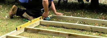 diy shed base preparation how to build a shed base