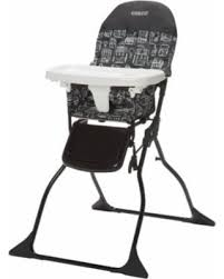 on sale now 36 off cosco simple fold high chair
