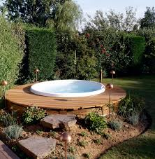 Outdoor Hot Tub Enclosures Round Shape White Interior Color ... Hot Tub Patio Deck Plans Decoration Ideas Sexy Tubs And Spas Backyard Hot Tubs Extraordinary Amazing With Stone Masons Keys Spa Control Panel Home Outdoor Landscaping Images On Outstanding Fabulous For Decor Arrangement With Tub Patio Design Ideas Regard To Present Household Superb Part 7 Saunas Best Pinterest Diy Hottub Wood Pergola Wonderful Garden