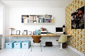 kleines büro einrichten dekomilch