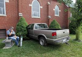 Truck Crashes Into Local Church | News | Herald-dispatch.com